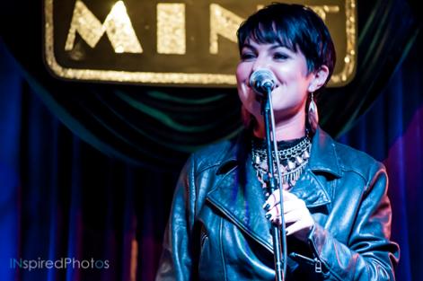 Lauren Silva - The Mint - © INspired Photos 2014