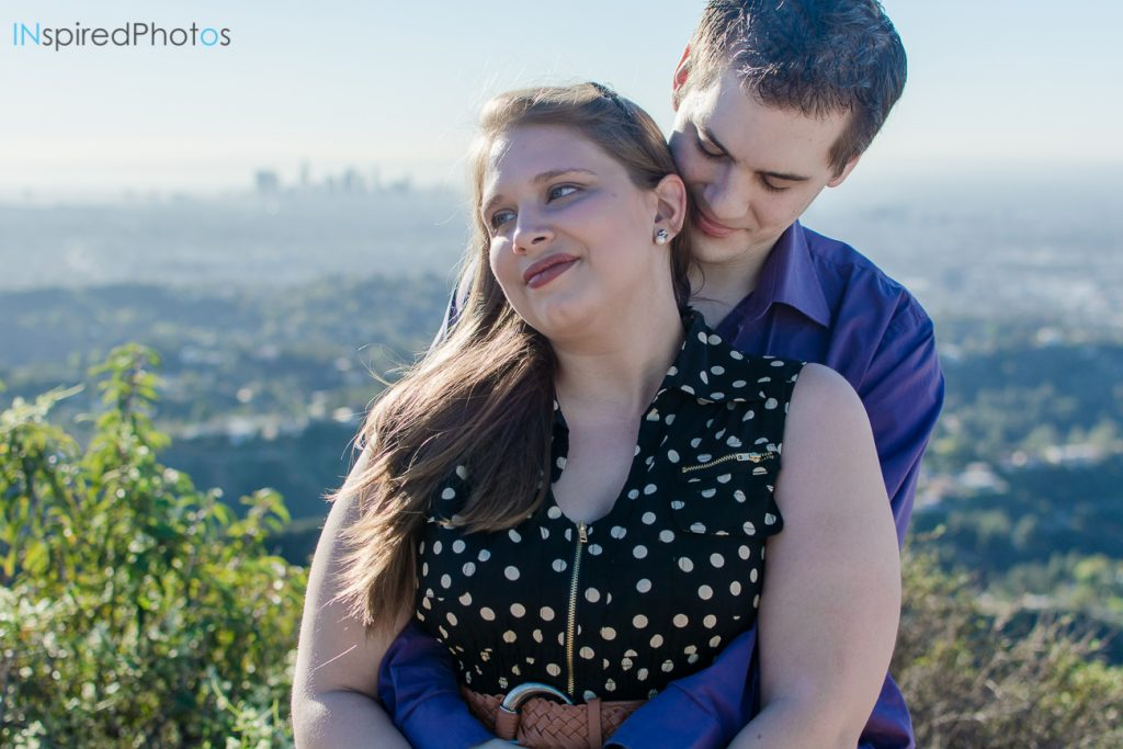 Brian & Jessica Engagement | © INspired Photos 2016